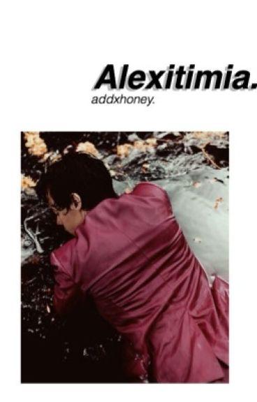 Alexitimia. «narry s»