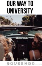 Our Way To University by QueenBD