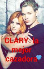 Clary-la mejor cazadora by cyland