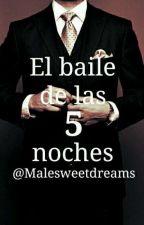 El Baile De Las 5 Noches (South Park y tu) by MaleSweetDreams