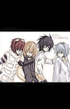 Ask or dare the death note boys  by haileys_demon