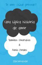 Una típica historia de amor♥》Temporalmente Pausada《 ♡ by Ami_Unicorn