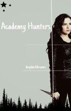 Academy Hunters by deepdarkdreams