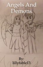 Angels and Demons (Editing) by lillyfable13