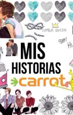 Mis historias carrots by lxarrystyxlinson