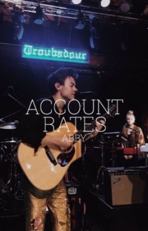 account rates[closed] by -oceaneyes