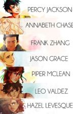 Percy Jackson One-Shots by Wise_Wave_14