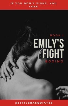Boxing -PAUSA- by littlebasquiat22