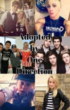 Adopted by One Direction (Dana vaughns  love story) by Bandlover978