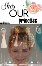 She's our Princess by emkama