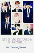 BTS Scenarios 4 ARMIES by KimmySarang