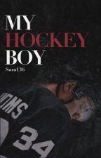 My Hockey Boy by sara136