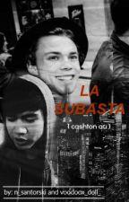 LA SUBASTA ✔ Cashton Hirwin ( au ) by N_Santorski