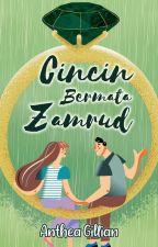 Cincin Bermata Zamrud by AntheaFeather