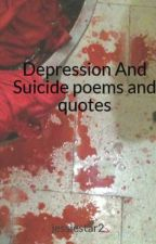 Depression And Suicide poems and quotes by jessiestar2