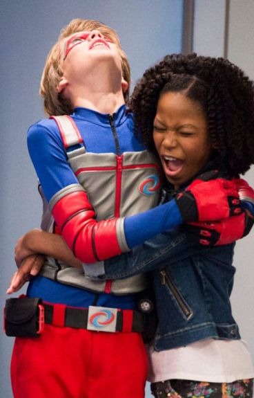 A Friend To Hold On To-  A Henry Danger Fanfic