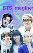 BTS Imagines by tentnt