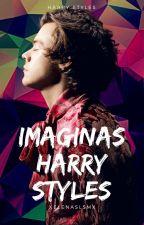 Imaginas Harry Styles by xelenaslsmx