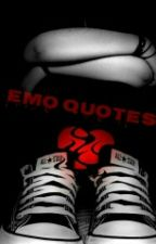 Emo Quotes by HorrorPaw