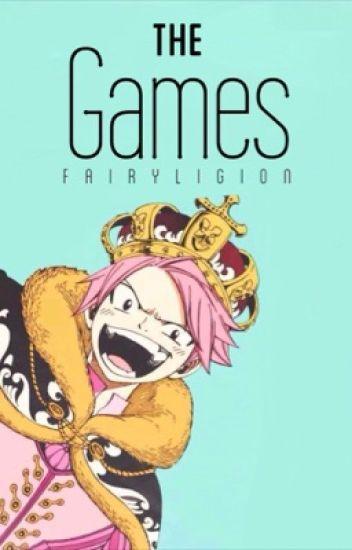 The games [a fairy tail lemon]
