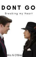 Don't go breaking my heart. by NemoLopezSymthe