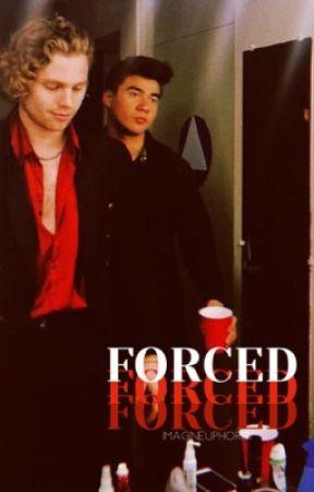 Forced | cake au ✓ by imagineuphoria