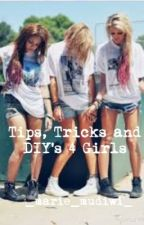 Tips, Tricks and DIY's 4 Girls by _marie_mudiwi_