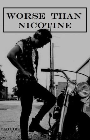Worse than nicotine by clouds7