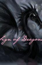 Sign of Dragons POZASTAVENO by MikaelaVKookie