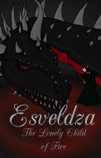 Esveldza: 'The Lonely Child of Fire' by Akaiya