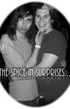 The Spice In Surprises ( Fuenciado ) by jaejennx