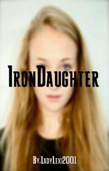 Iron Daughter (Amerika Kapitány& Vasember fanfiction)