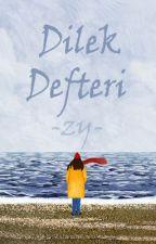 Dilek Defteri by denizyolcusu