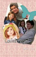 Lou's Little Girl (A Larry Stylinson AU Story) by Catie_143