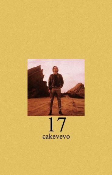 17 :: cake au :: HIATUS