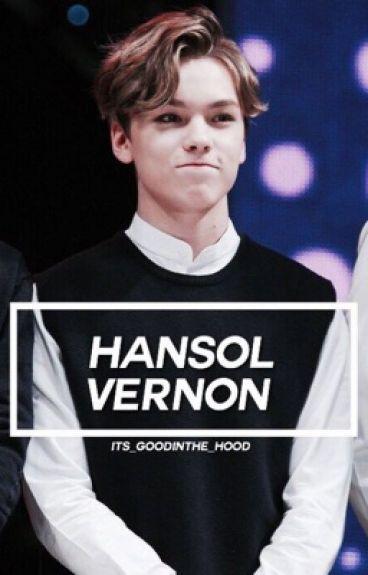 Hansol Vernon (semi-hiatus... RETURNING SOON!)