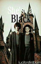 She's a Black    • HP Rumtreiber FF • by xSarkasmuskindx