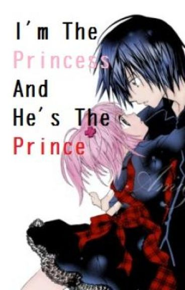 I'm The Princess, and He's The Prince