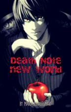Death Note: New World by MariaJuLiaUzumaki