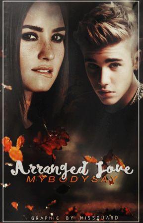 Arranged Love  //  Jason Mccann by mybodysay