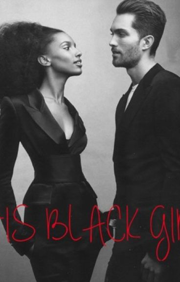 This black girl
