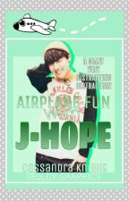 Airplane Fun With J-Hope (BTS) by GlamArmyGirl93