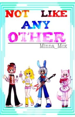 Not Like Any Other || Human FNAF X reader || Fan-Fiction by Minna_Mox