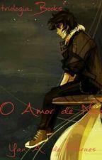 """O Amor de Nico - Triologia """"Books"""" by arts_life17"""