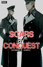 Scars of Conquest; Germany x Reader by GreenRune