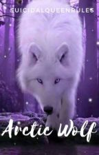 Arctic Wolf by SuicidalQueenRules