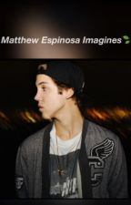 Matthew Espinosa Imagines by yaboinash