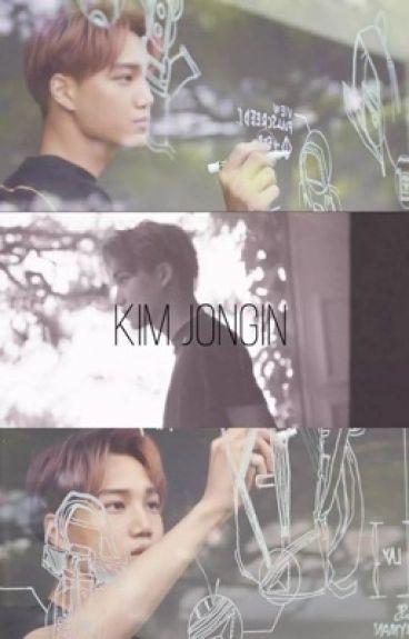The Kiss (Exo Kai fanfic)