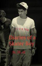 Diaries of a Skater Boy (Ziam AU) by GabrielxScarface
