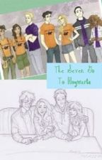 The Seven Go To Hogwarts by Lilyflower1214